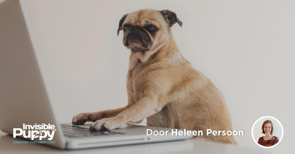 Blog over Marketing Automation door Heleen Persoon