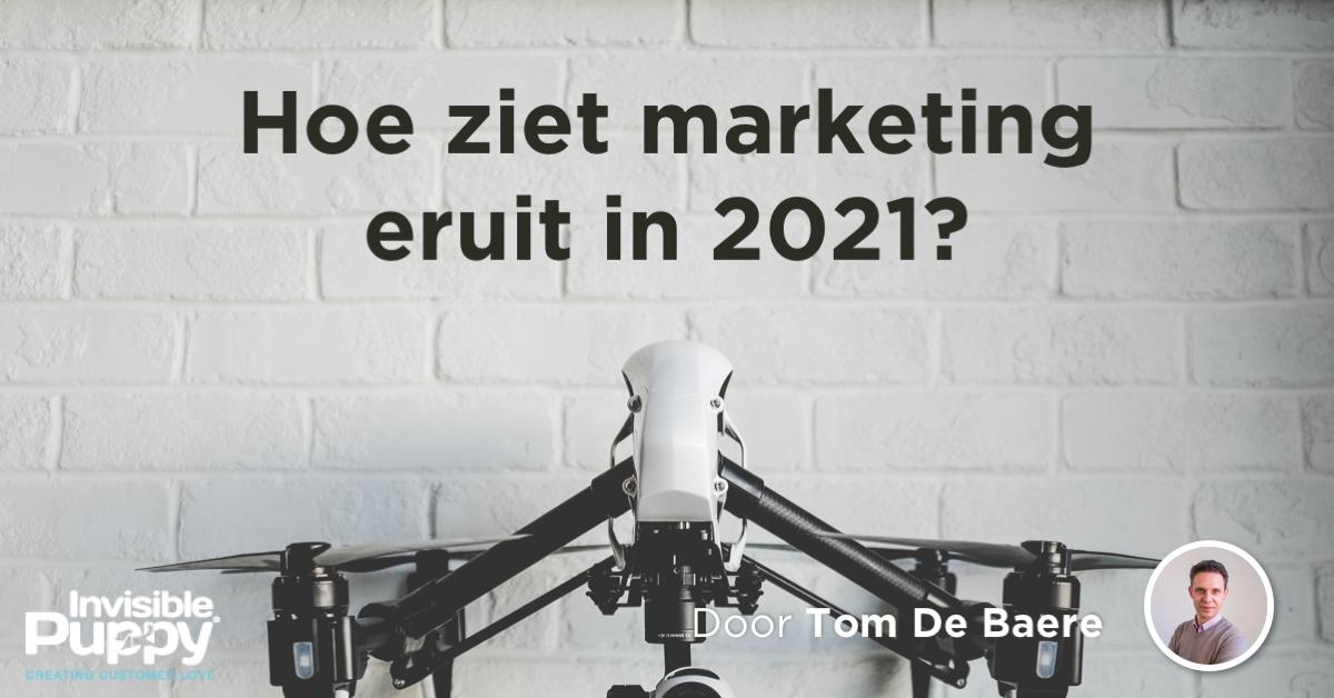 De toekomst van Marketing