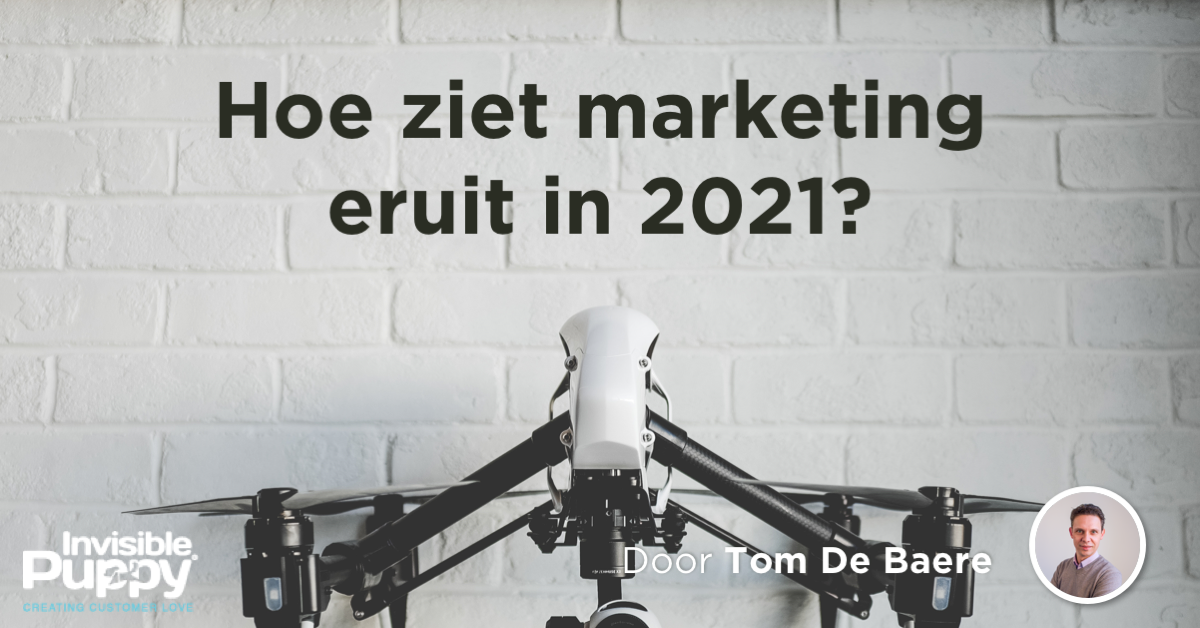 De toekomst van Marketing