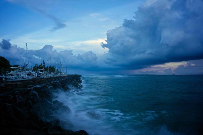 Storm op de digitale zee