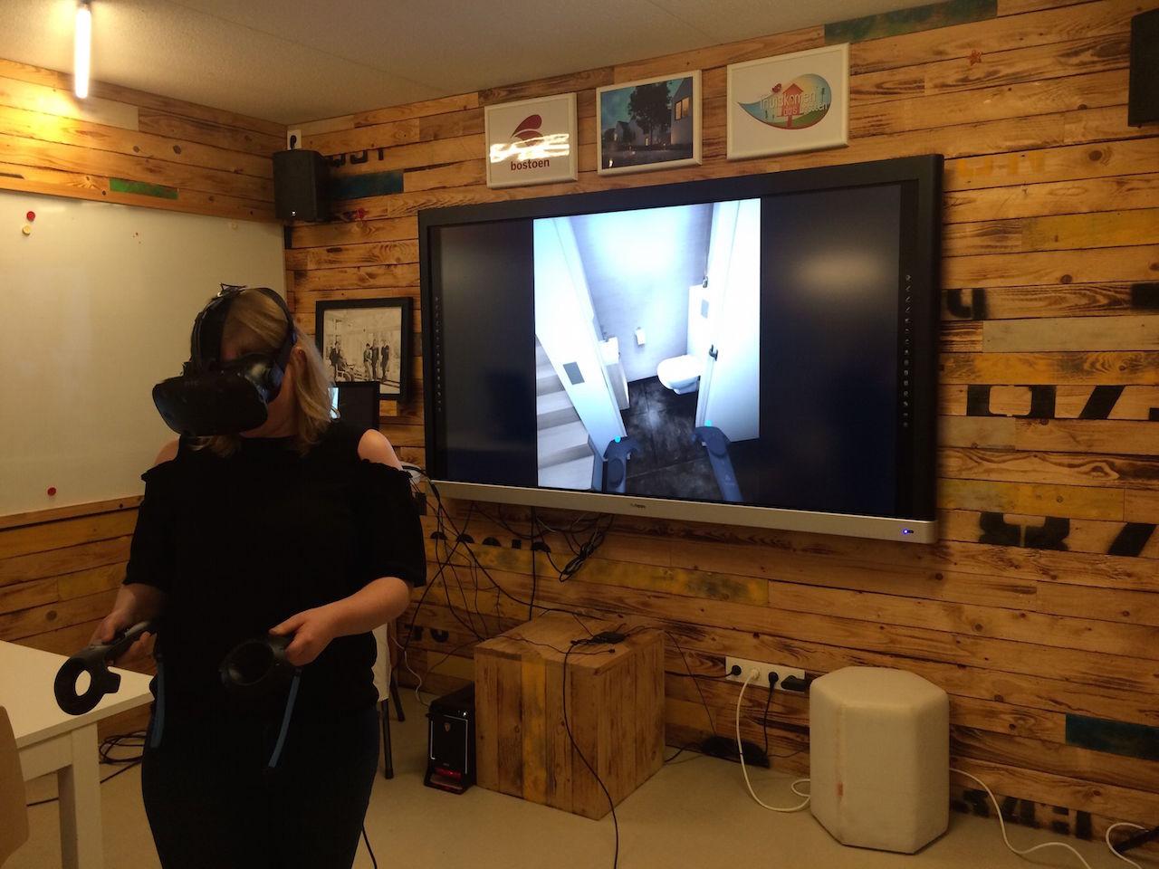 Bostoen Virtual Reality Demo - Invisible Puppy
