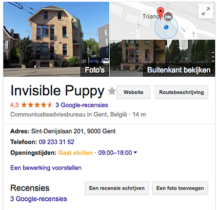 Invisible Puppy Google My Business.png