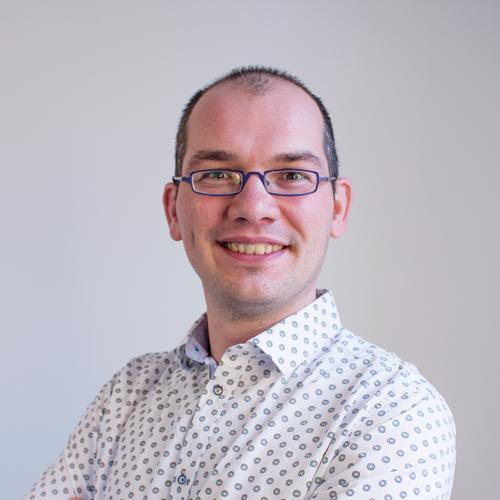 Sven Dhollander - Senior Digital Marketer en Project Manager bij Invisible Puppy