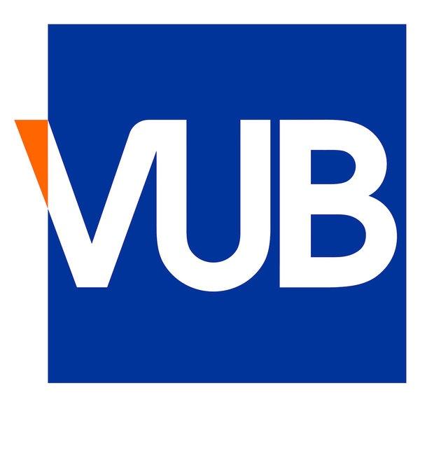VUB logo case
