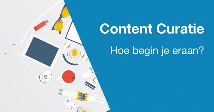 Blog content curatie
