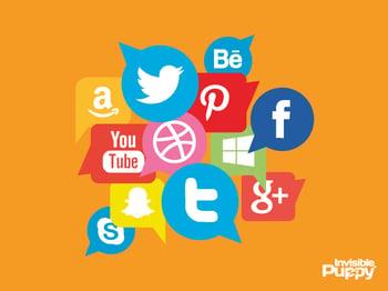 Kies de juiste sociale kanalen