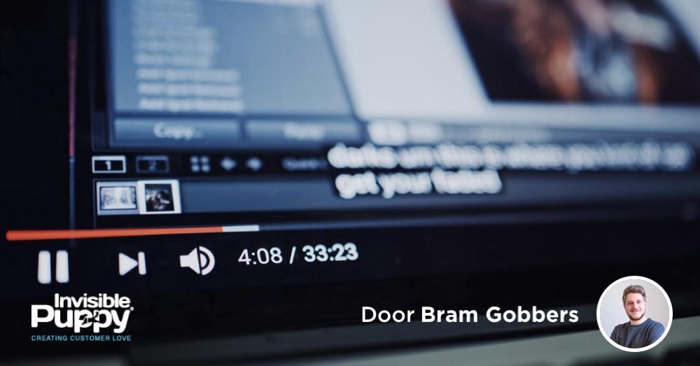 YouTube SEO door Bram Gobbers