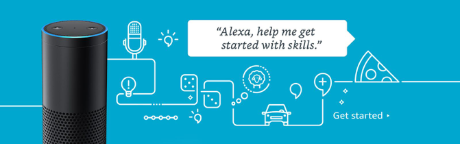 Alexa Skills voor online marketing