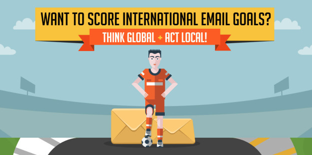 [Infographic] E-mailmarketing op internationaal niveau
