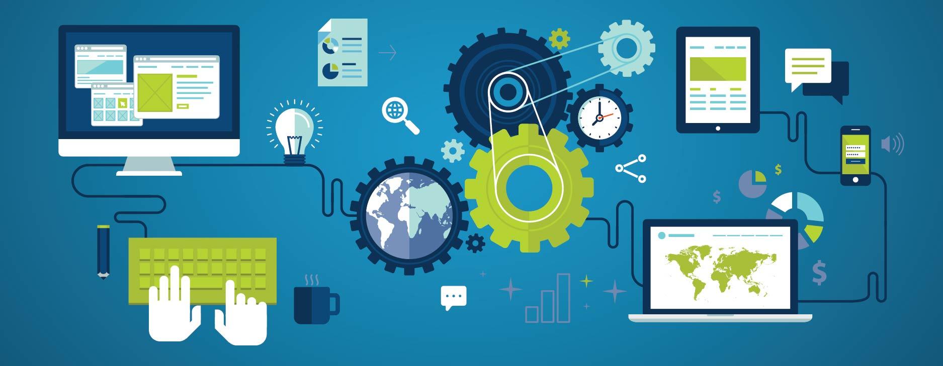 De weg naar digitaal marketing succes